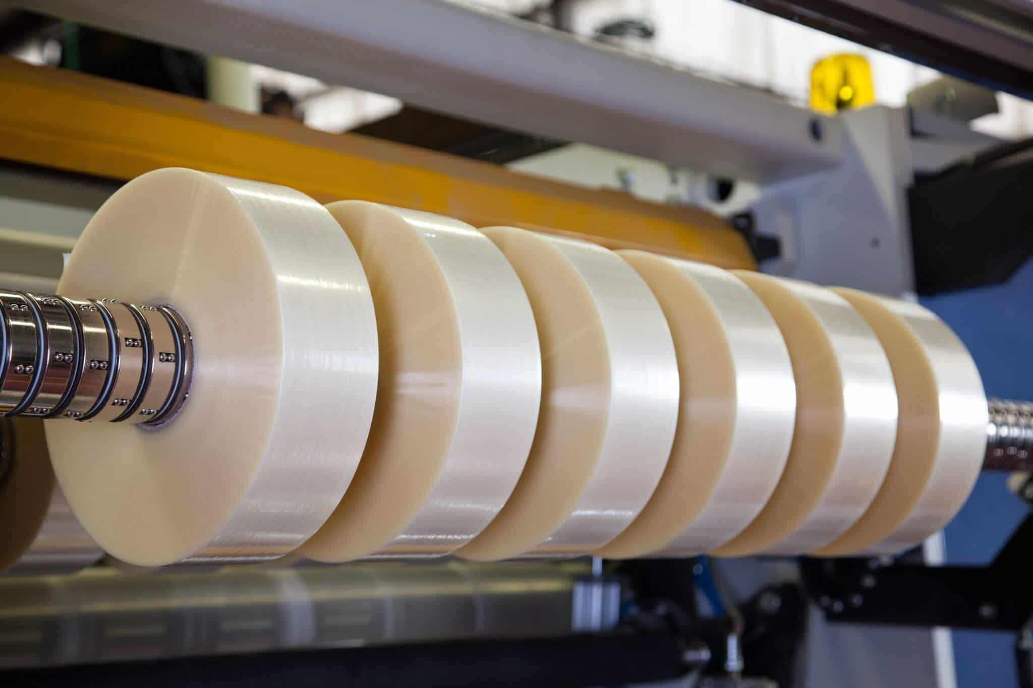 adhesive tape manufacturing process